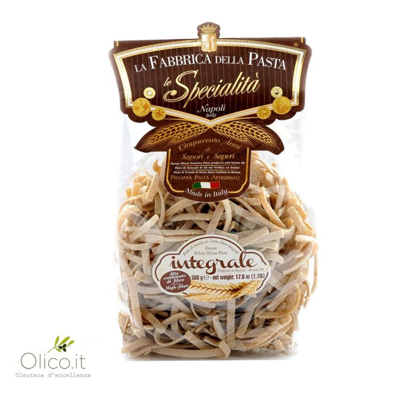 Scialatielli - Whole-wheat Gragnano Pasta