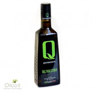 Olio Extra Vergine di Oliva Olivastro 100% Itrana Quattrociocchi