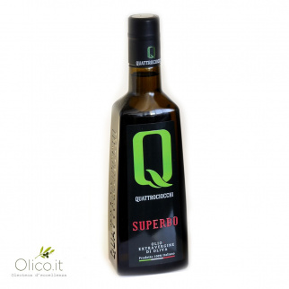 Huile Extra Vierge d'Olive Superbo 500 ml