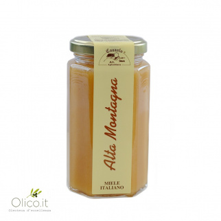 High Mountain Honey from the Alps 350 gr