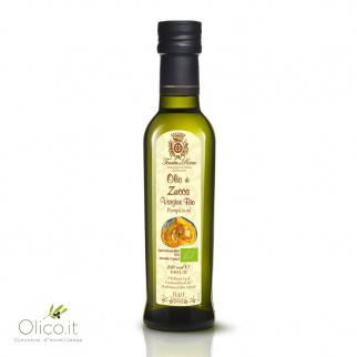 Organic Virgin Pumpkin seed oil