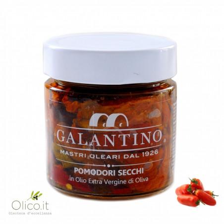Zongedroogde Tomaten in Extra Vergine Olijfolie 230 gr
