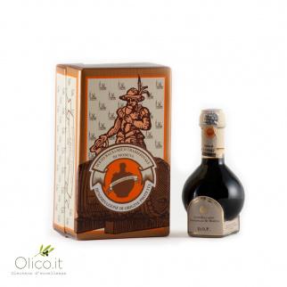 Traditionele Balsamico Azijn uit Modena DOP 12 jaar Gerijpt 100 ml