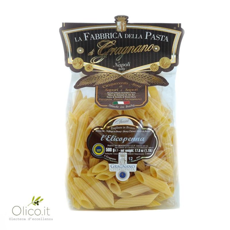 Elicopenne - Gragnano Pasta PGI