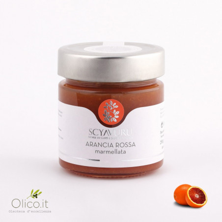 Sicilian Red Orange Marmalade