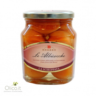 Whole Apricots in syrup