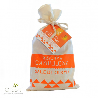 Sweet salt of Cervia - Riserva Camillone