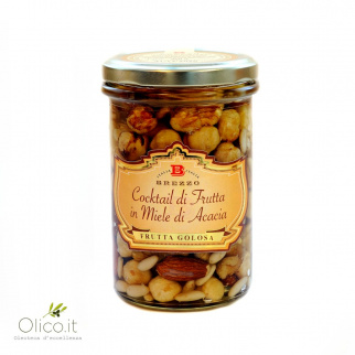 Mixed fruits in Acacia Honey 350 gr