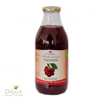 Jus de Cerise Aigre Biologique 750 ml