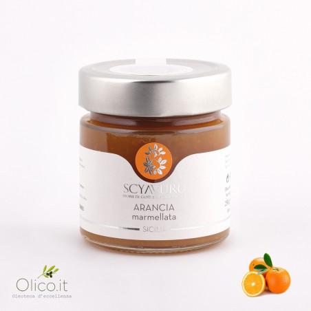 Sizialianische Apfelsinemarmelade