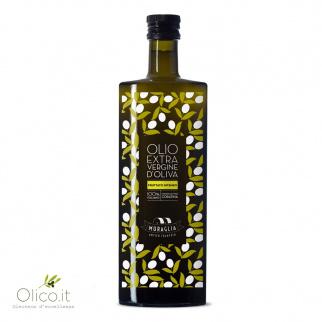 Intens Fruitige Extra Vergine Olijfolie van Monocultuur Coratina 500 ml