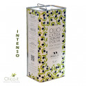 Intense Monocultivar Coratina Extra Virgin Olive Oil