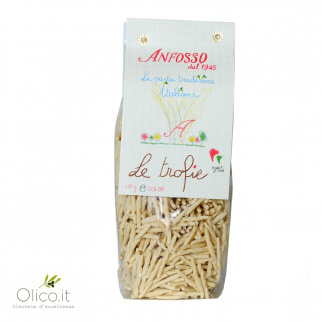 Trofie Traditional Pasta from Liguria