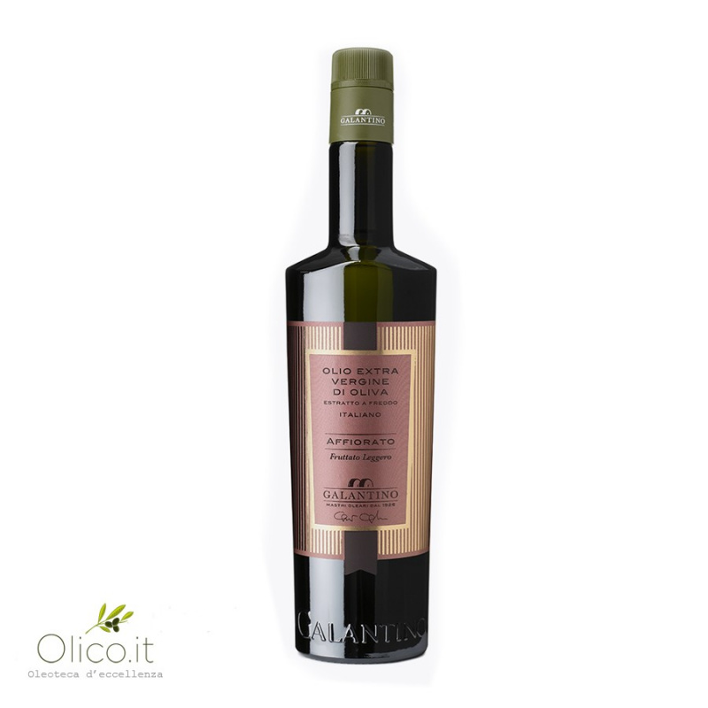 Huile Extra Vierge d'Olive Affiorato Galantino
