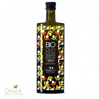 Organic Extra Virgin Olive oil Essenza Muraglia 500 ml