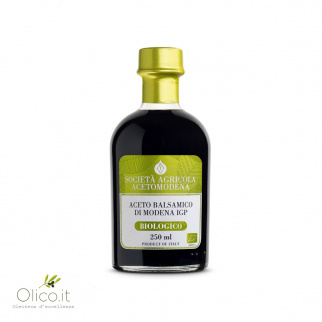 Organic Balsamic Vinegar of Modena PGI  Acetomodena