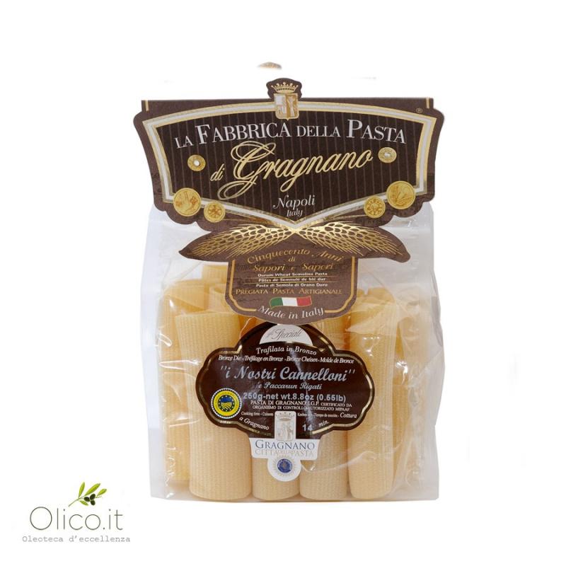Cannelloni -  Pâtes de Gragnano IGP