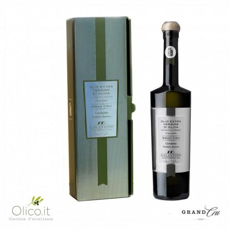 Huile Extra Vierge d'Olive Gran Cru La Fenice Coratina Galantino