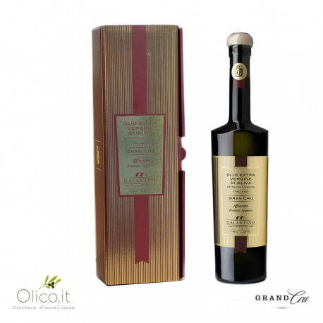 Extra Virgin Olive Oil Gran Cru Affiorato Galantino