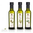 Tris huiles spéciales: Noix - Noisette - Pistache