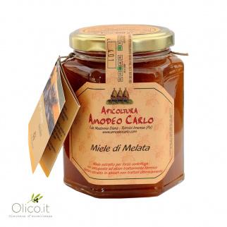 Honigtauhonig - Sizilianische Schwarzbiene