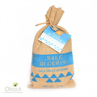 Sweet Sea Salt of Cervia 1 kg