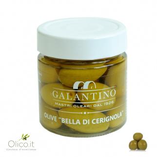Olive Verdi Pugliesi Bella di Cerignola 230 gr