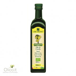 Canola Organic Seed Oil 500 ml