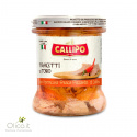 Tuna fish Slices with Calabrian Fresh chilli Pepper