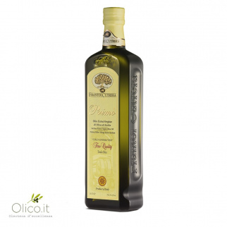 Huile d'Olive Extra Vierge Primo Fine Quality Cutrera Sicile