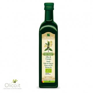 Aceite de Cáñamo Sativa Biológico 250 ml
