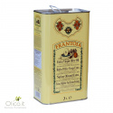 Barbera Extra Virgin Unfiltered Olive Oil Frantoia