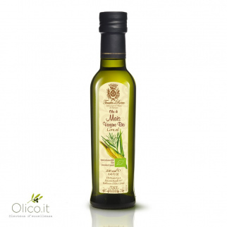 Organic Virgin Corn Oil