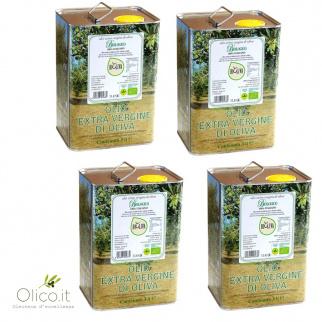 "Organic Extra Virgin Olive Oil ""Bioliva"" Morettini"