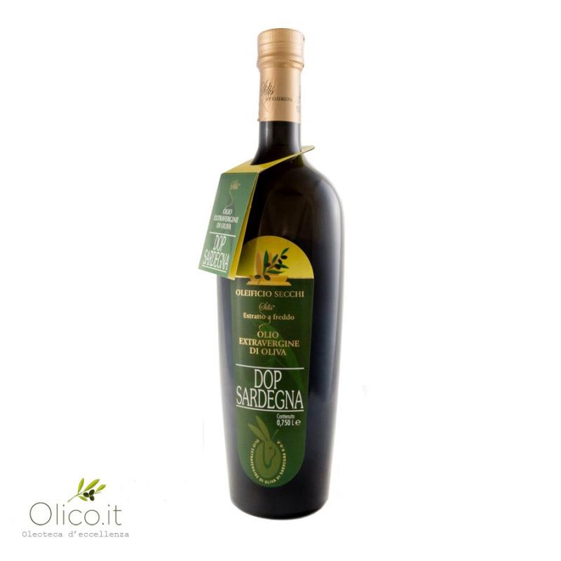 Olio Extra Vergine di Oliva Silis DOP Sardegna