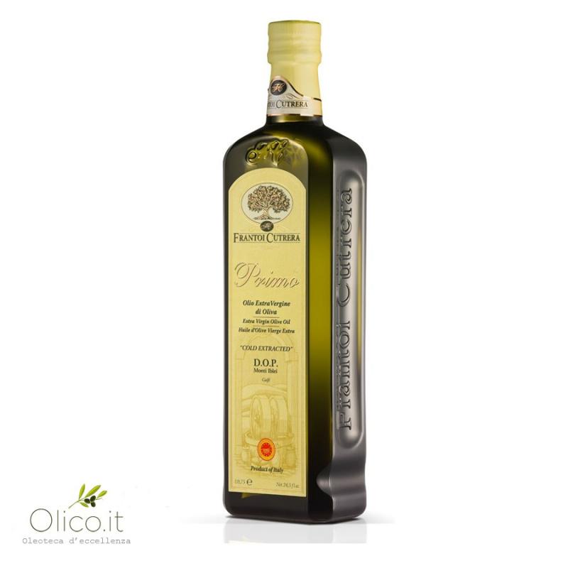 Olio Extra Vergine di Oliva Primo DOP Monti Iblei 500 ml