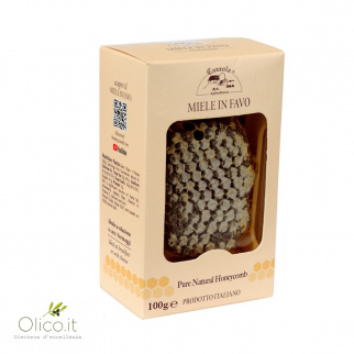Italian Pure Natural Honeycomb 100 gr