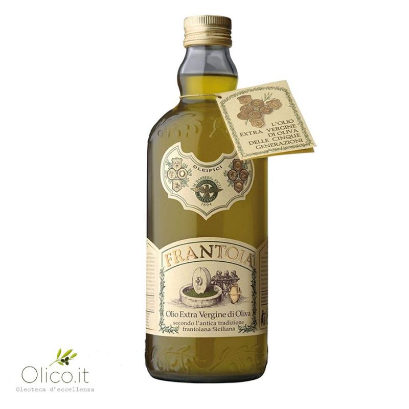 Olio Extra Vergine di Oliva Frantoia Barbera 1 lt