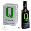 Extra Virgin Olive Oil Olivastro 500 ml x 6