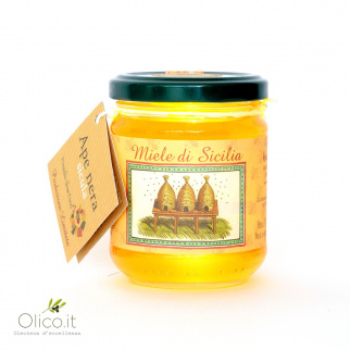 Astragalus Honey - Sicilian Black Bee