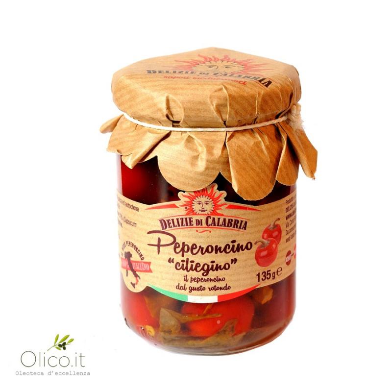 Peperoncino ciliegino 135 gr