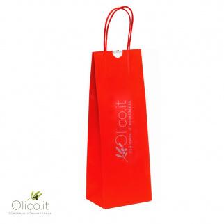 "Sac cadeau ""Olico Red"""