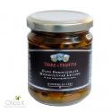 Olive Denocciolate Monocultivar Leccino in Olio Extra Vergine di Oliva 180 gr