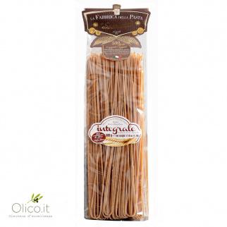 Spaghetti Pâtes complètes 500 gr