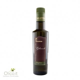 Monokultivares natives Olivenöl Ogliarola.