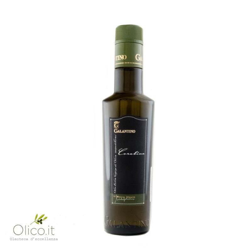 Huile d'Olive Extra Vierge Monovariétale Coratina