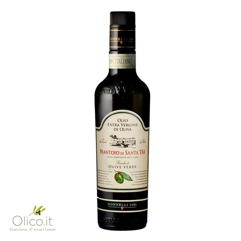 Aceite de oliva virgen extra Recolección Aceitunas Verdes  500 ml