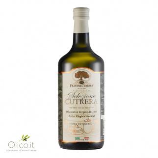 Olio Extra Vergine di Oliva Selezione Cutrera 1 lt