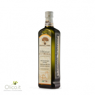 Aceite de oliva virgen extra Selezione Cutrera 500 ml