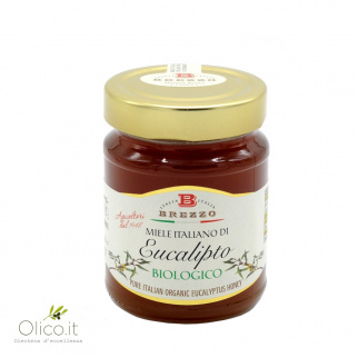 Organic Eucalyptus Honey